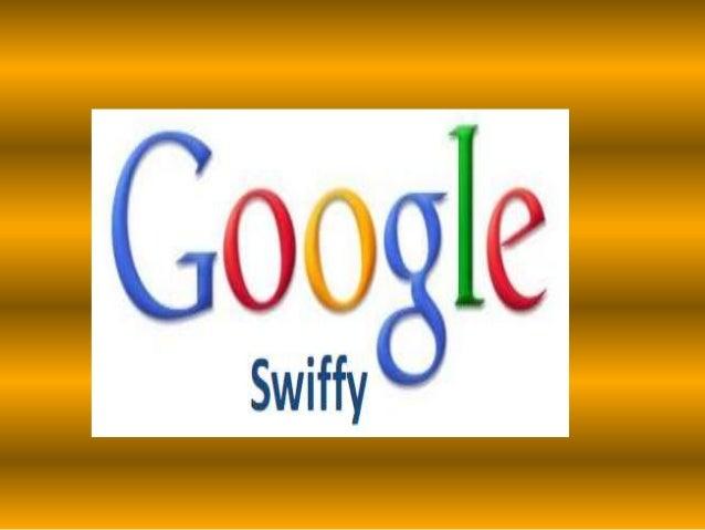 ¿Qué es Google Swiffy?   Google Swiffy es un conversor web dirigido a aquellos desarrolladores que pretendan pasar de form...