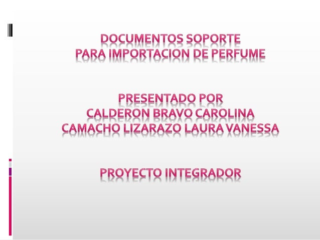 DOCUMENTOS SOPORTE