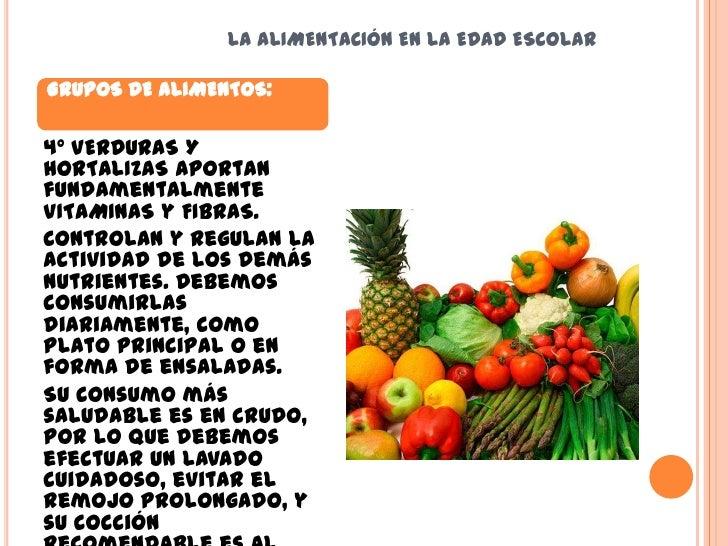 Importancia de la alimentacion en etapa escolar - Como calcular las calorias de los alimentos que consumo ...