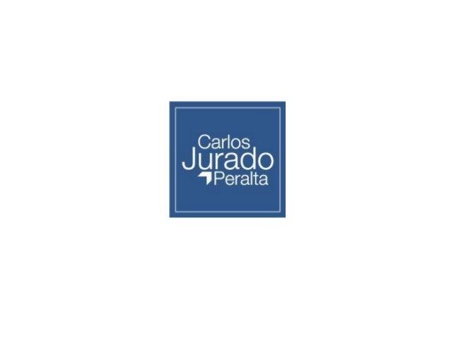Soy Carlos Jurado Peralta, economista, máster en marketing y emprendedor. He sido consultor de negocios, he creado sistema...