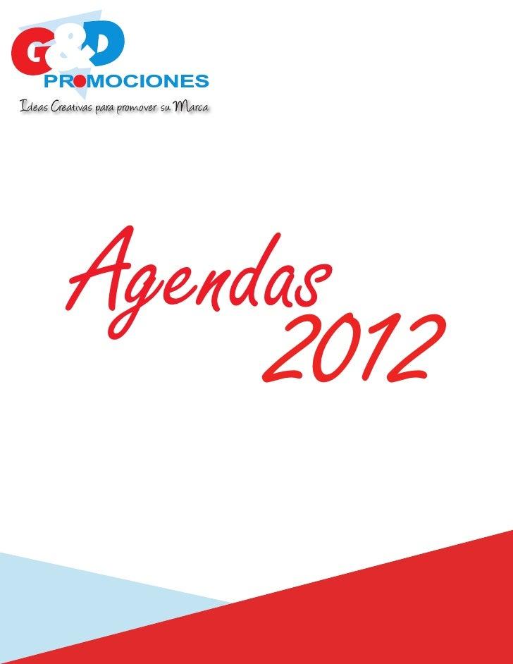 Agendas     2012