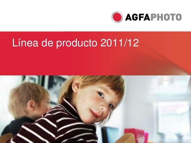 Línea de producto 2011/12