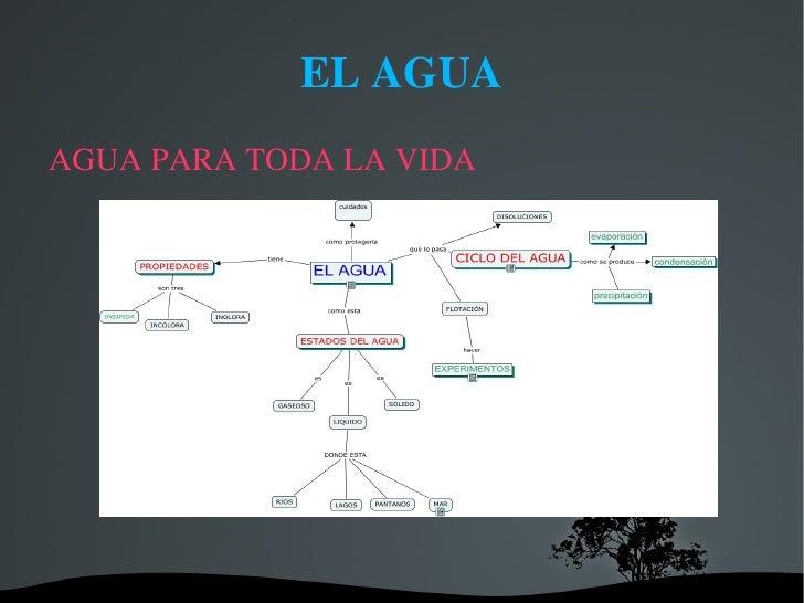 EL AGUA <ul><li>AGUA PARA TODA LA VIDA </li></ul>