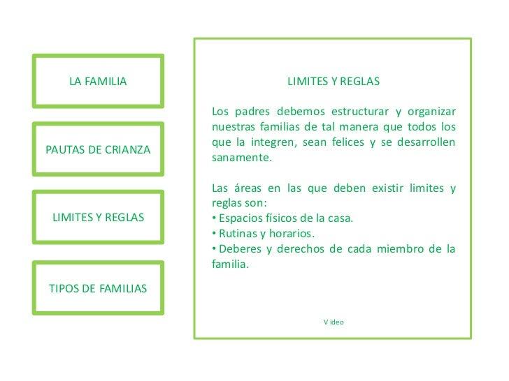 PAUTAS DE CRIANZA Slide 3