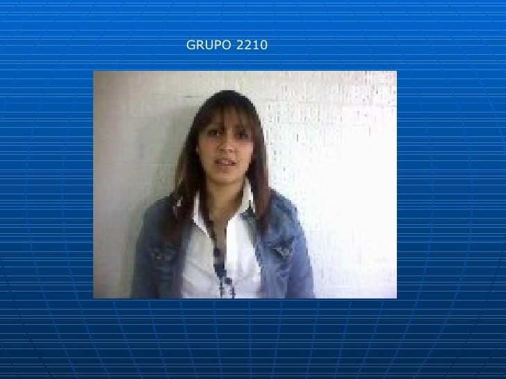 GRUPO 2210