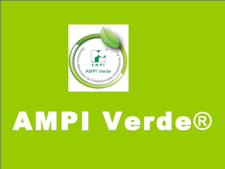 AMPI Verde ®