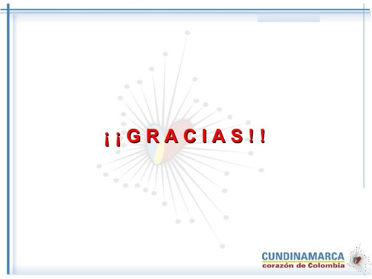 ¡ ¡ G R A C I A S ! !