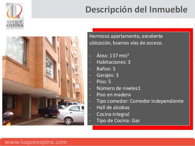Apartamento en Venta. Niza Suba, Bogotá (Código: 89-M1186969) Slide 3