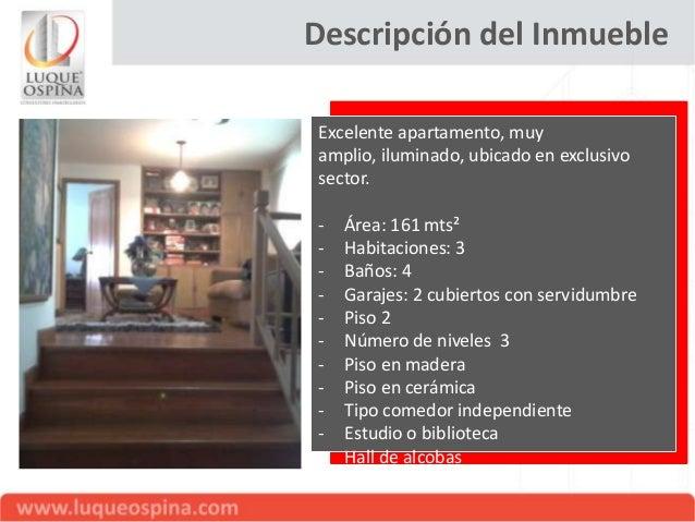 Apartamento en Venta. Santa Barbara, Bogotá.  (Código: 89-M1326601) Slide 3