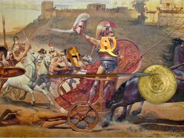 Aquiles era hijo de Peleo y de la diosa Tetis, pero Aquiles no adquirió este don sino el de su padre, un mortal. Aquiles e...