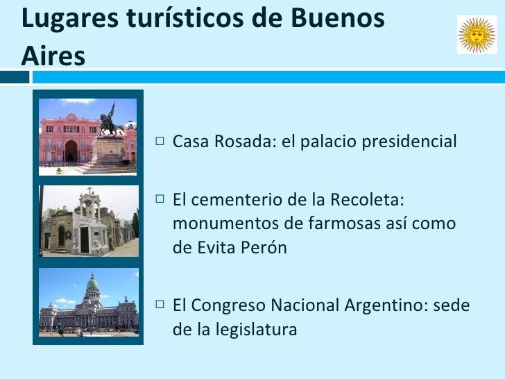 Presentaci N Argentina