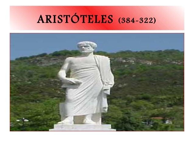 ARISTÓTELES (384-322)