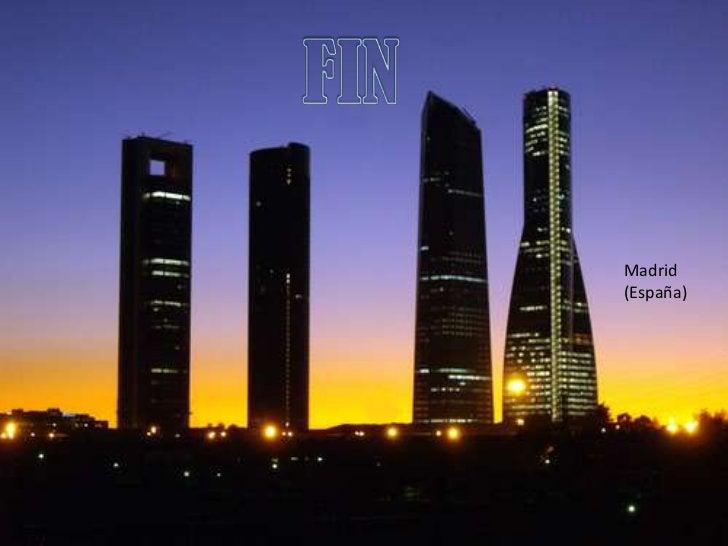 FIN<br />Madrid (España)<br />