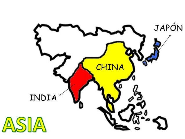 INDIA CHINA JAPÓN