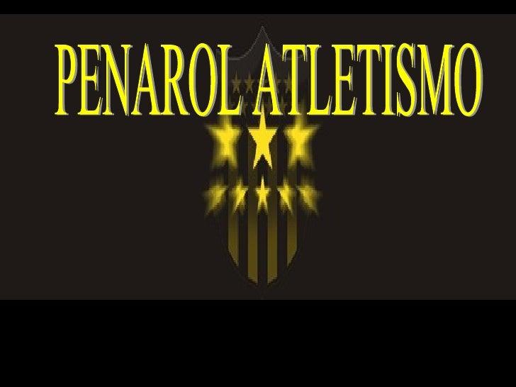 PENAROL ATLETISMO