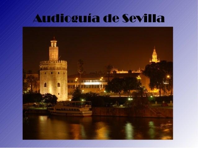 Audioguía de Sevilla