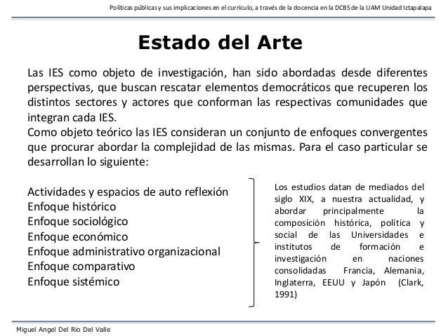 Presentación avances de investigación del doctorado (oct 16) Slide 3