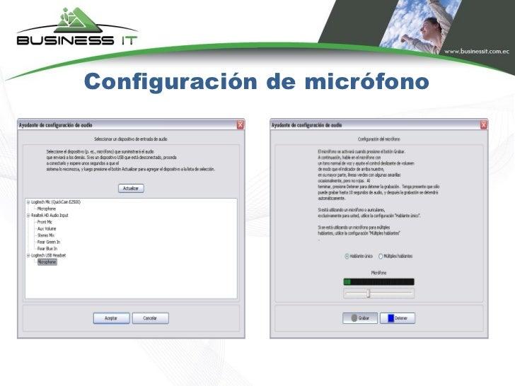 Presentación blackboard collaborate funcional  Presentación b...