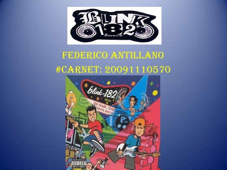 Federico Antillano #carnet: 20091110570