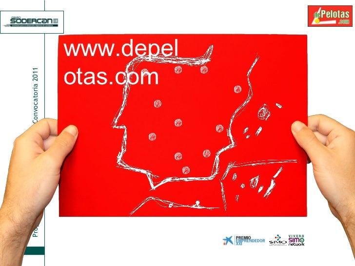 www.depelotas.com