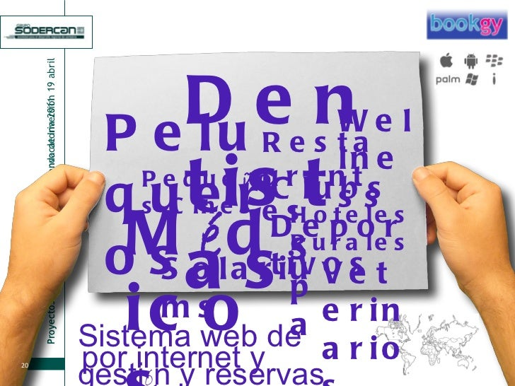 Peluqueros Dentistas Peque ñ os Cines Restaurantes M é dicos Clubs Deportivos Spa Solariums Veterinarios Hoteles Rurales W...