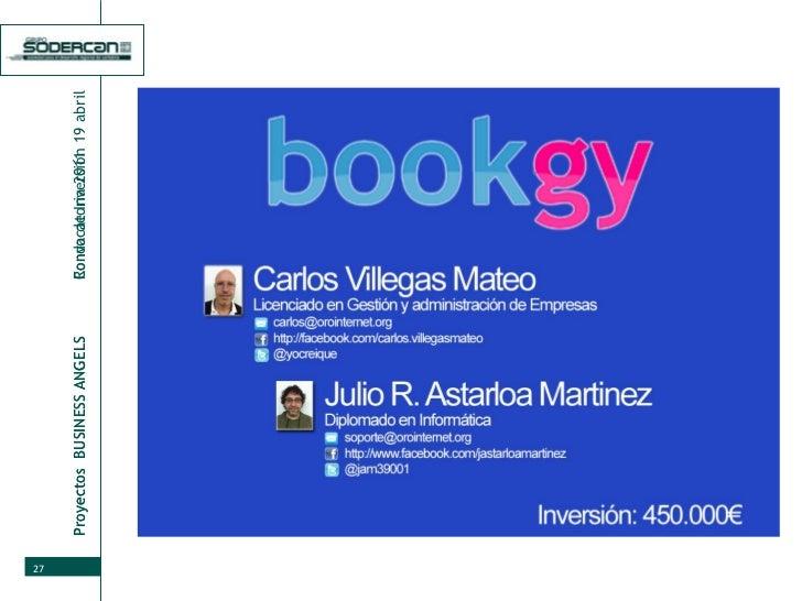 Presentación bookgy