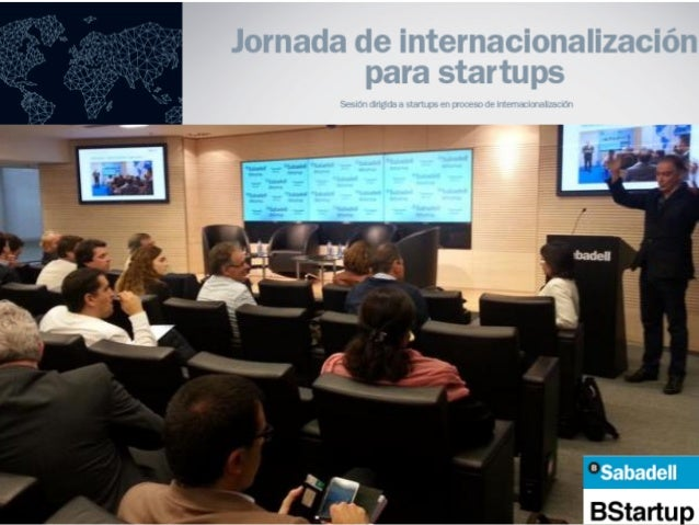 EXPORTACIÓN 2.0: marketing digital internacional para emprendedores Barcelona, 20/10/2015