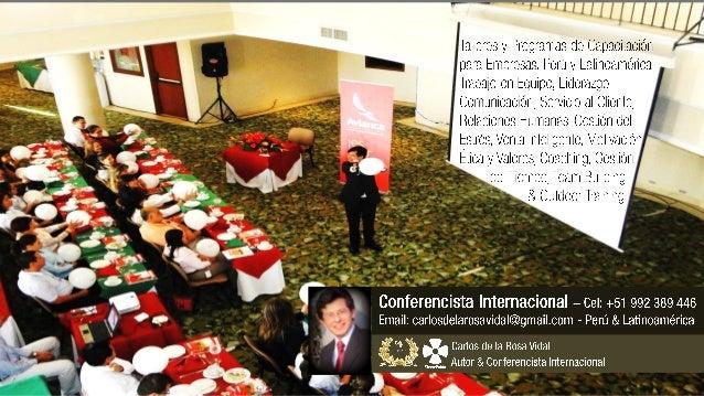 Carlos de la Rosa Vidal es Autor de 10 libros electrónicos y 25 documentos de trabajo para Seminarios de Formación Humana