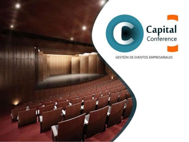 Somos una organización enfocada a la gestión y desarrollo de eventos empresariales con la intención de contribuir y apoyar...