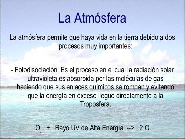 Química de la Troposfera ¿Qué pasa cuando los rayos UV llegan hasta la Troposfera?