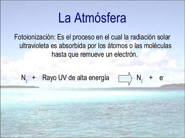 La Química de la Troposfera ¿Cómo sucede? - Se quema petróleo y otros combustibles. Estos sueltan gases a la atmósfera que...