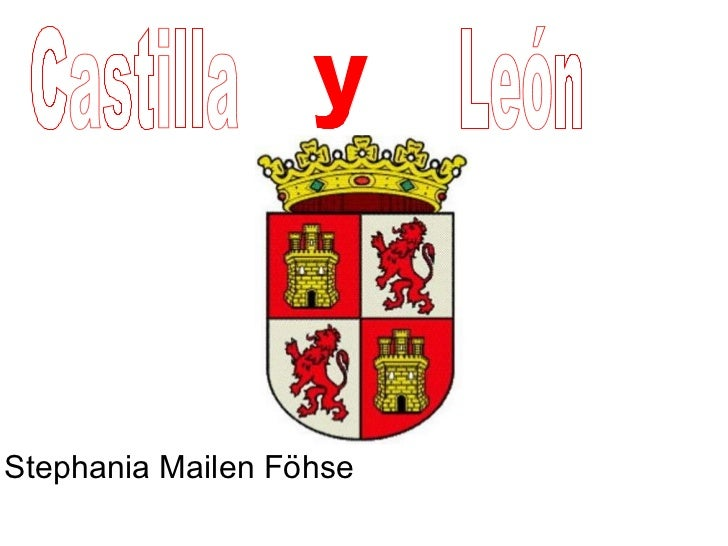 Stephania Mailen Föhse Castilla y León