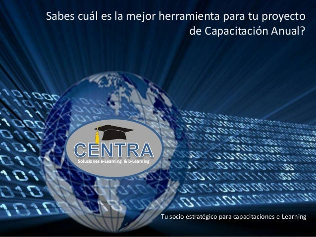 CENTRA e-Learning & b-Learning