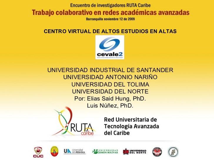 V ENCUENTRO NACIONAL DE DIVULGACION CIENTÍFICA – VENEZUELA. ¨Hacia la ciencia 2.0 en América Latina. El caso del Centro Vi...