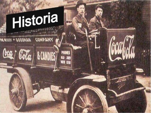 Historia De Coca Cola En México Y El Mundo
