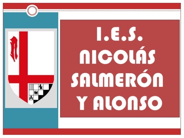 Ha tenido alumnos ilustres como D. Nicolás Salmerón o el propio Federico García Lorca. WEB: ww.iesnicolassalmeron.es HISTO...