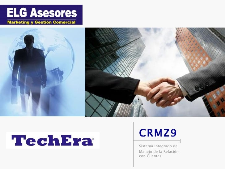 CRMZ9 Sistema Integrado de Manejo de la Relación con Clientes