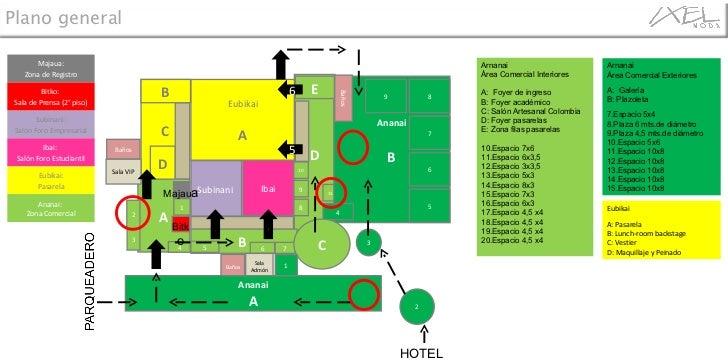 Plano general Subinani  Ibai Eubikai A C D D 10 8 9 11 Baños Baños B B  5 6 7 A Ananai B E Sala Admón Sala VIP 2 3 1 4 Bañ...