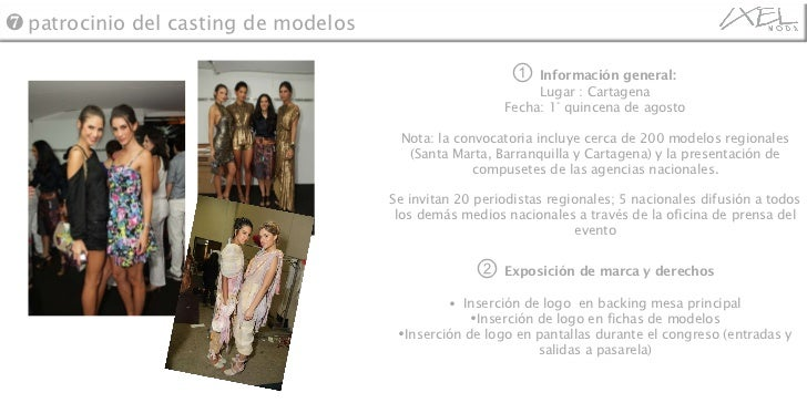 <ul><li>①   Información general:   </li></ul><ul><li>Lugar : Cartagena </li></ul><ul><li>Fecha: 1° quincena de agosto </li...