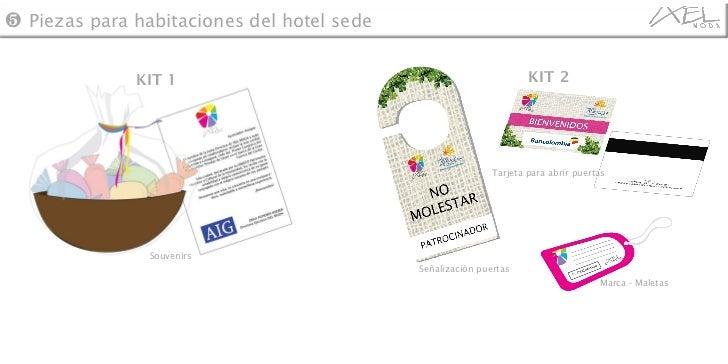 ❺   Piezas para habitaciones del hotel sede Señalización puertas Marca - Maletas Tarjeta para abrir puertas  KIT 2 Souveni...
