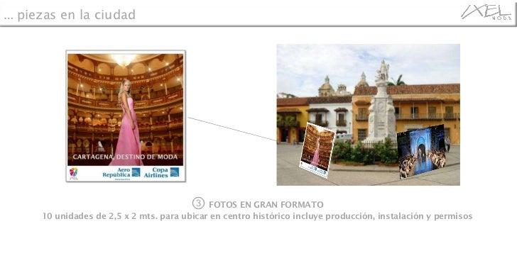 ③   FOTOS EN GRAN FORMATO 10 unidades de 2,5 x 2 mts.  para ubicar en centro histórico  incluye producción, instalación y ...