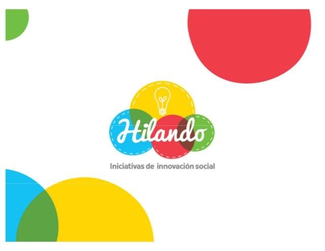 La innovación social en la  prestación de servicios sociales            Ana Milena VeraDepartamento de Investigación y Pen...