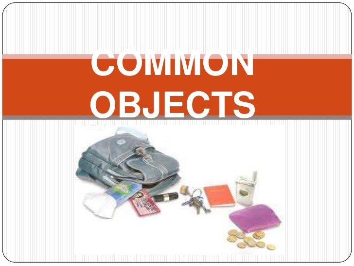 COMMONOBJECTS