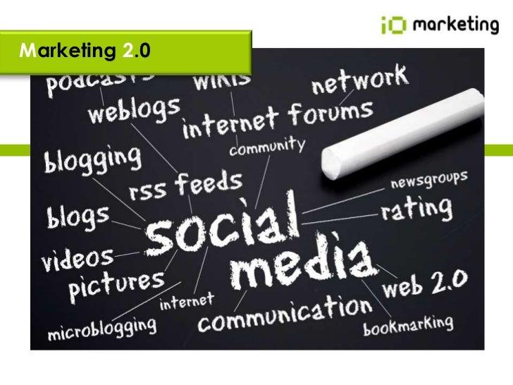 CommunityMarketing 2.0   Manager     No le des la espalda a las redes sociales