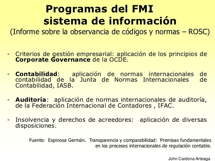 INFORME ROSC PARA COLOMBIA PDF DOWNLOAD