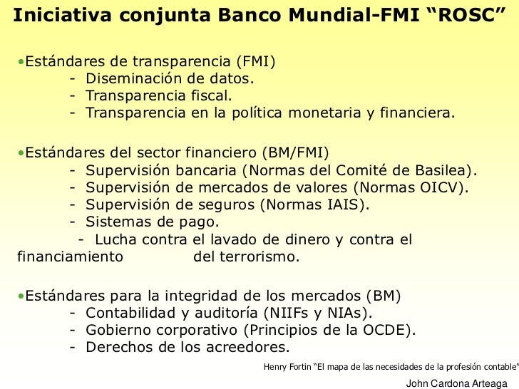 INFORME ROSC PARA COLOMBIA PDF DOWNLOAD