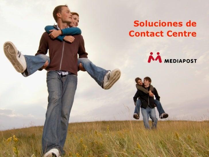 Soluciones deContact Centre