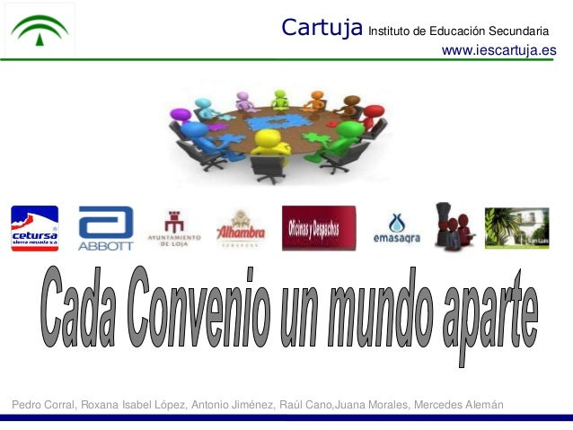Cartuja Instituto de Educación Secundaria                                                                                w...