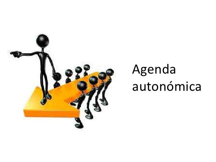 Agendaautonómica