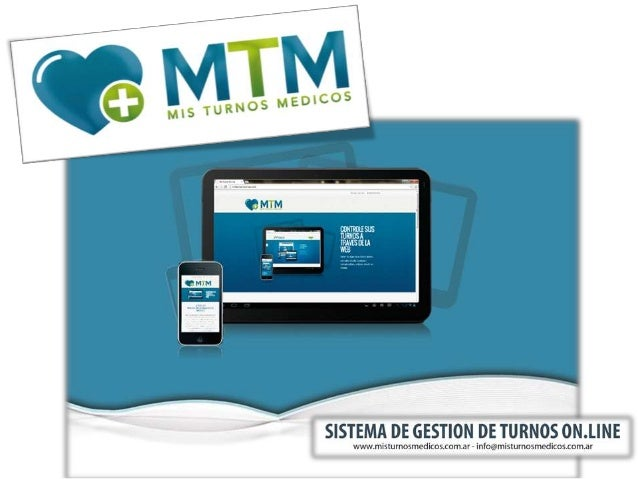 """ Acerca del Proyecto  ¿Qué es """"MTM – Mis Turnos Médicos""""?  Beneficios de la solución  Indicadores  El equipo  Acerca..."""